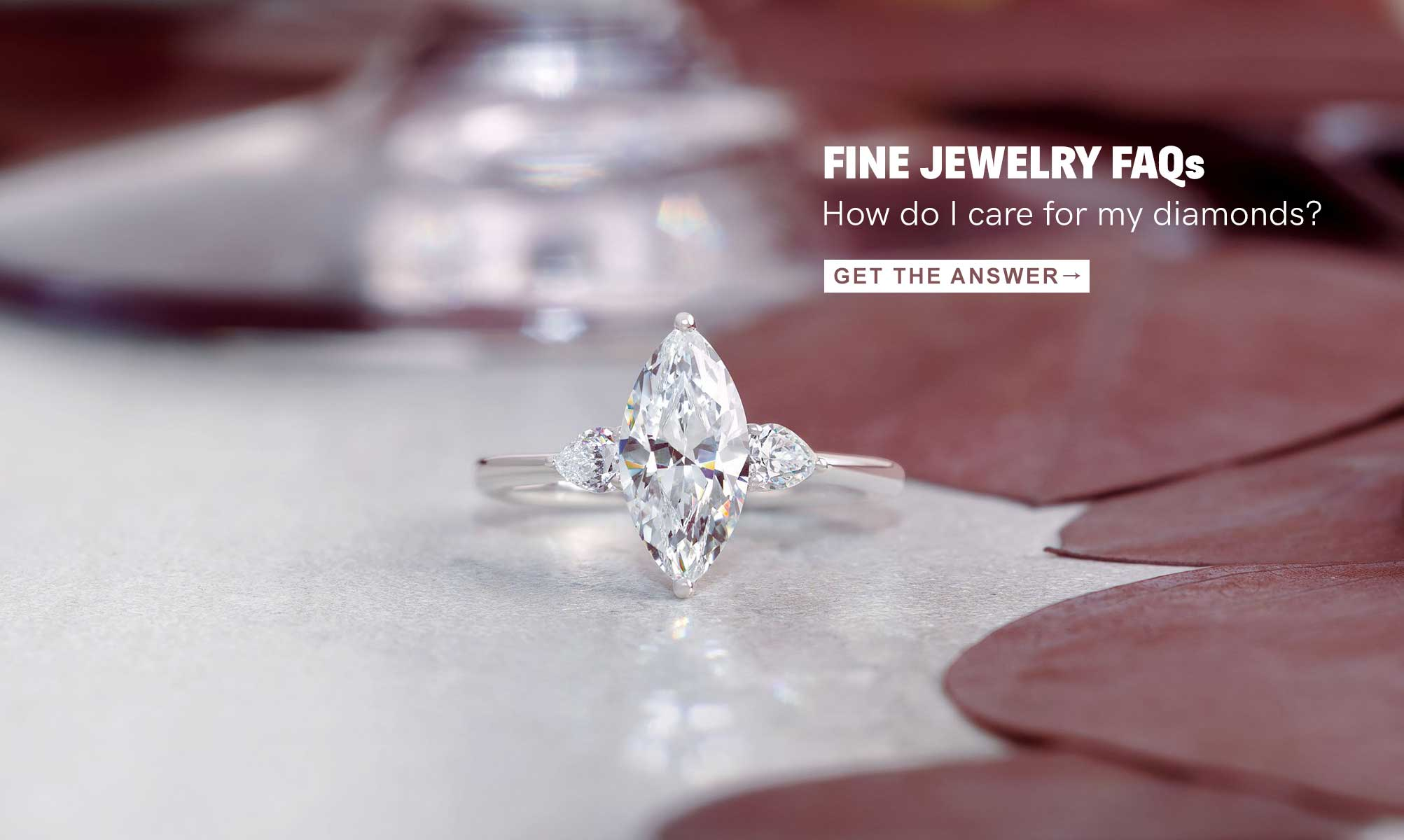 Diamond Care Guide At DeAngelis Jewelers